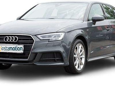 gebraucht Audi A3 Sportback A3 1.0 TFSI S-tronic S line LED Sitzhzg LM17