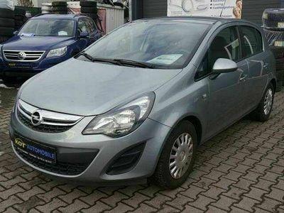 gebraucht Opel Corsa D Energy/KLIMA/1 HAND/TÜV und SERVICE Neu