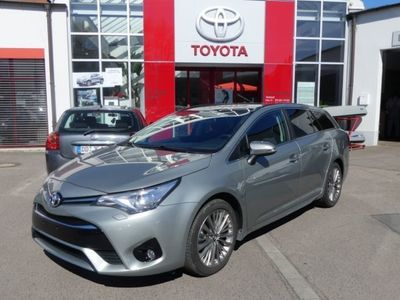gebraucht Toyota Avensis TS 1.8 VVT-i Premium Panoramadach*SHZ