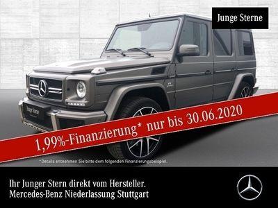 gebraucht Mercedes G63 AMG AMG Exclusive Edition designo Exkl-Paket SHD