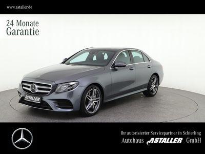 gebraucht Mercedes E400 4M AMG+360°+Wide+DAB+19''+Comand+Pano+LE