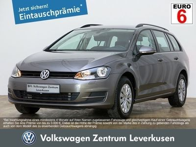gebraucht VW Golf Variant VII 1.2 TSI Trendline AHK SHZ
