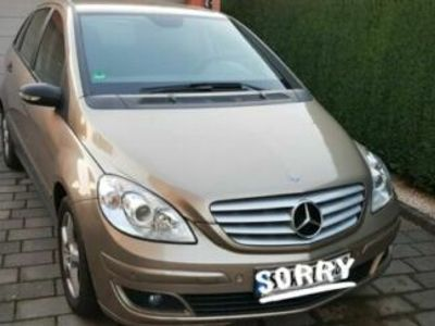 used Mercedes B200 Autotronic