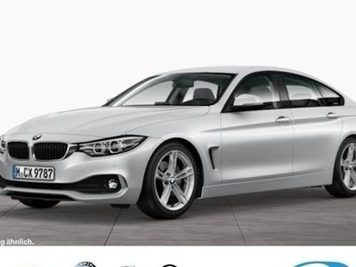 käytetty BMW 420 Gran Coupé d LED Navi Bus. Tempomat USB Shz