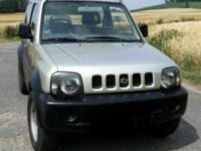 used Suzuki Jimny SUV Jäger Geländewagen