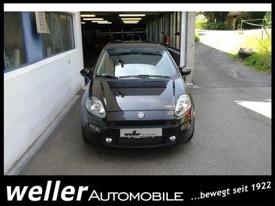 gebraucht Fiat Punto 1.4 TURBO MULTIAIR Bluetooth Parksensoren Sitzheizung
