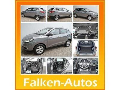 used Hyundai ix35 2.0 CRDi 4WD STYLE PLUS *AUCH MIT GARANTIE*