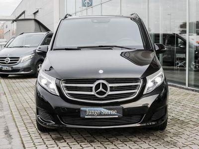 gebraucht Mercedes V250 V-KlasseEdition 4MATIC Navi AHK2,5t 19-Zoll AMG