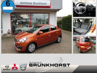 gebraucht Mitsubishi Space Star 1.0 MIVEC Active Klima+Audio/USB!