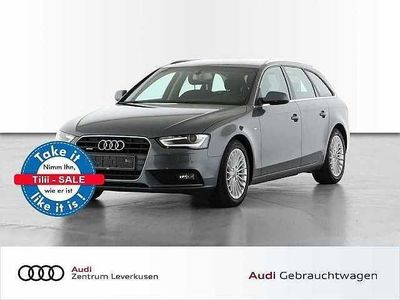 gebraucht Audi A4 Avant 2.0 quattro Ambition NAVI XENON PDC SHZ