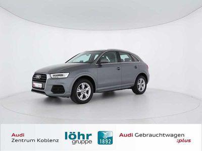 gebraucht Audi Q3 2.0 TDI quattro S tronic sport *LED*PDC Plus*Sitz