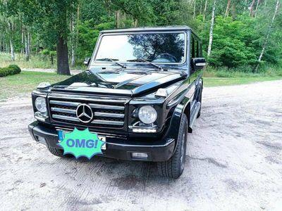 gebraucht Mercedes G270 CDi