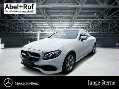 second-hand Mercedes E200 Coupe Avantgarde Comand Pano LED Kamera