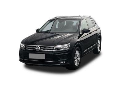 gebraucht VW Tiguan 1.5 Benzin