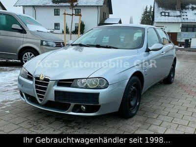 gebraucht Alfa Romeo 156 AlfaSportwagon 1.9 JTD *KLIMA/MFL/PDC* als Kombi in Neuburg/Donau