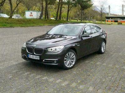 gebraucht BMW 520 Gran Turismo d Luxury Line