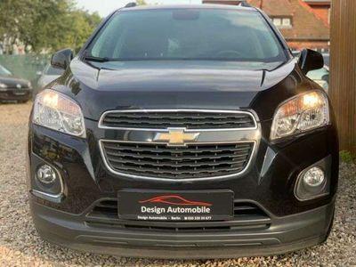 gebraucht Chevrolet Trax LS*Klima/Temp/Scheckheftgepfl/1.Hand*