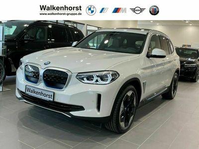 gebraucht BMW iX3 Impressive AHK ParkAss+ DrAssProf HUD H/K