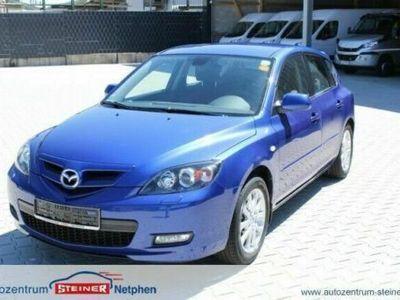 used Mazda 3 er Lim.Schrägheck/Sport Active Xenon+Sitzheizung