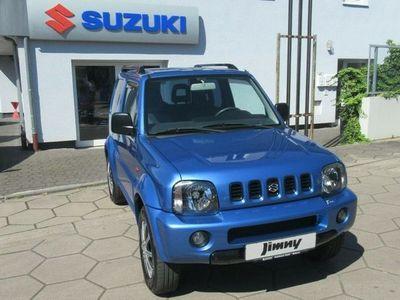 gebraucht Suzuki Jimny 1,3 Club, Frontairbag,ZV, el.Fh, AHK, ABS, CD,