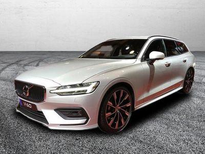 gebraucht Volvo V60 Business MJ 2021/SHZ/KLIMAAUT. D4