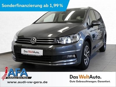 gebraucht VW Touran 1,6 TDI Join Navi,AHK,7Sitze