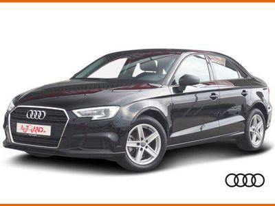 gebraucht Audi A3 Limo 1.6 TDI DSG AAC Xenon Alu PDC