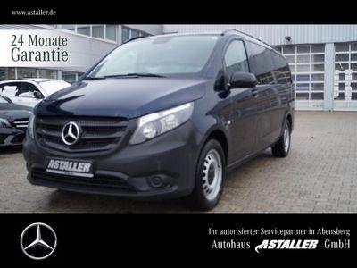 gebraucht Mercedes Vito 116 CDI XL Extralang Tourer PRO MOPF+AHK+9S
