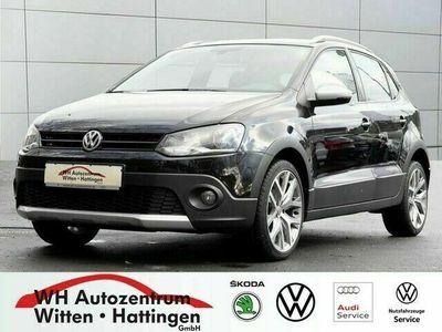 gebraucht VW Polo Cross Polo 1.2 TSI Tempomat Climatronic Sitz