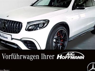 gebraucht Mercedes GLC63 AMG S 4M AMG Coupé Sitzklima+Drivers P.