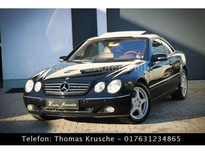 gebraucht Mercedes CL600 Coupe*2.Hand*dt. Auto*Sitzlüftung*PDC*Nav