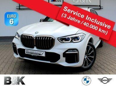 gebraucht BMW X5 M50d Head-Up Pano RFK AHK Live Cockpit