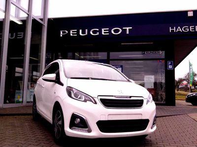 gebraucht Peugeot 108 Allure 82 5T KlimaA Sitzheizg Keyless Kamera