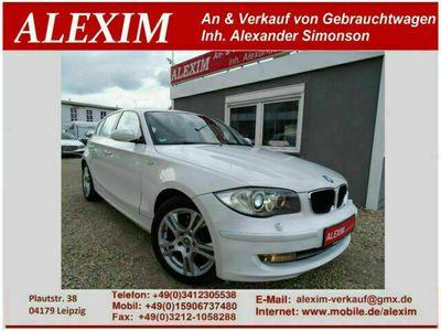 gebraucht BMW 123 d SITZHEIZUNG, SCHIEBEDACH, XENON