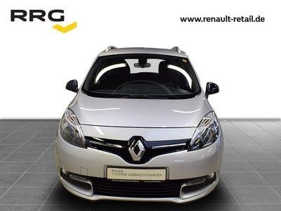 gebraucht Renault Grand Scénic III 1.5 DCI 110 FAP LIMITED DELUXE ENERGY VAN