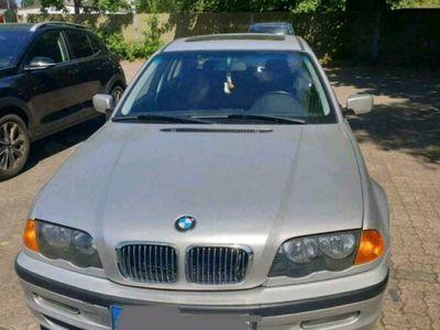 gebraucht BMW 320 D zu verkaufen! ( Automatikgetriebe )