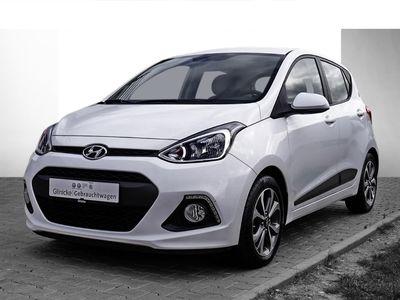 gebraucht Hyundai i10 1.2 Style LED-Tagfahrlicht Multif.Lenkrad RD