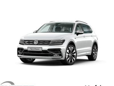gebraucht VW Tiguan Allspace Highline 2,0 l TDI SCR 4MOTION 176 kW (240 PS) 7-Gang-Doppelkupplungsgetri