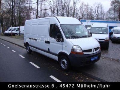 gebraucht Renault Master II Phase 2 Kasten L3H2 Kasten 2.5 dCi 125