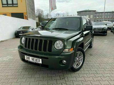 gebraucht Jeep Patriot 2,4 Limited Automatik/Leder/Navi/LPG