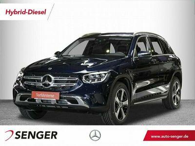 gebraucht Mercedes GLC300 de 4M *OFF-ROAD*AHK*Display digital*LED*