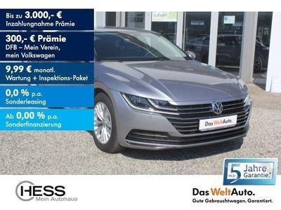 gebraucht VW Arteon 2.0 TDI 5J Garantie, Navi, LED, Klima, Sitzh., uvm