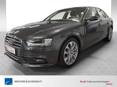 gebraucht Audi A4 Limousine 1.8 TFSI Ambition Navi Xenon 18Zoll GRA