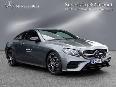 gebraucht Mercedes E300 Coupé AMG-Line Night 19'' Comand Distronic