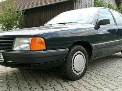 gebraucht Audi 90 100, 1,8 L,PS, Bj 1988, 193.850 km als Limousine in Bayerbach b Ergoldsbach