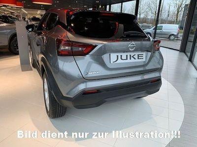 gebraucht Nissan Juke 1.0 T 7AT N-Conn 2 Navi LED Klimaaut Alu17 S.Hzg
