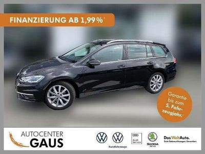 gebraucht VW Golf VII Var. Highline 1.5 TSI DSG LED Navi ACC