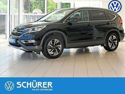 gebraucht Honda CR-V RE Executive 4WD 1.6 i-DTEC Navi°Leder°Rükamera