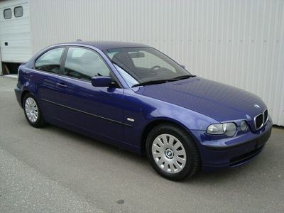 gebraucht BMW 316 Compact ti Individual