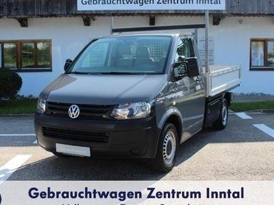 gebraucht VW Transporter T5 EK Pritsche 2,0 TDI (AHK Vorbereitung, Radio)